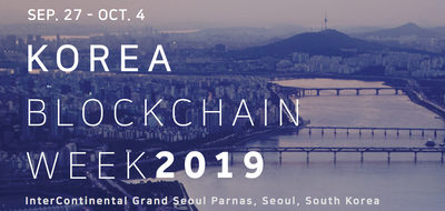 Korea Blockchain Week in the crypto calendar by Coin360: Blockchain conferences, Cryptocurrency forums, Summits and Other events