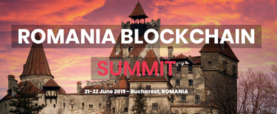 Romania Blockchain Summit in the crypto calendar by Coin360: Blockchain conferences, Cryptocurrency forums, Summits and Other events