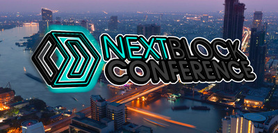 Next Block Asia + Fabulous Bangkok After-Party in the crypto calendar by Coin360: Blockchain conferences, Cryptocurrency forums, Summits and Other events