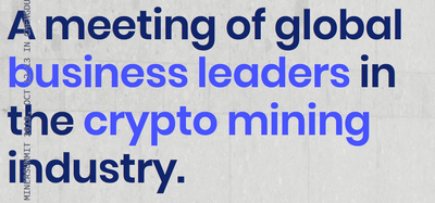 GLOBAL MINING LEADERS SUMMIT 2019  in the crypto calendar by Coin360: Blockchain conferences, Cryptocurrency forums, Summits and Other events