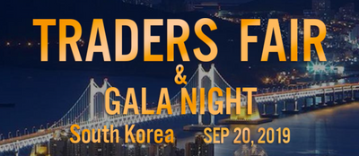 Traders Fair & Gala Night - Korea in the crypto calendar by Coin360: Blockchain conferences, Cryptocurrency forums, Summits and Other events