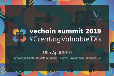 VeChain Summit 2019