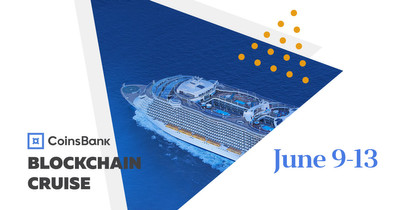 Blockchain Cruise 2019 in the crypto calendar by Coin360: Blockchain conferences, Cryptocurrency forums, Summits and Other events