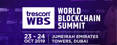 WBS Dubai: BLOCKCHAIN FOR BUSINESSES AND GOVERNMENTS IN THE MIDDLE EAST in the crypto calendar by Coin360: Blockchain conferences, Cryptocurrency forums, Summits and Other events