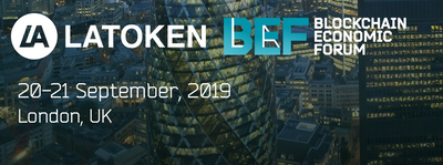 Blockchain Economic Forum in the crypto calendar by Coin360: Blockchain conferences, Cryptocurrency forums, Summits and Other events