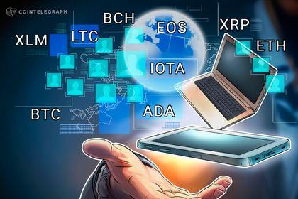 Bitcoin, Ethereum, Bitcoin Cash, Ripple, Stellar, Litecoin, Cardano, IOTA, EOS: Análise de preços, 18 de maio