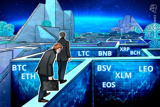 Price Analysis 04/10: BTC, ETH, XRP, BCH, LTC, EOS, BNB, BSV, XLM, LEO