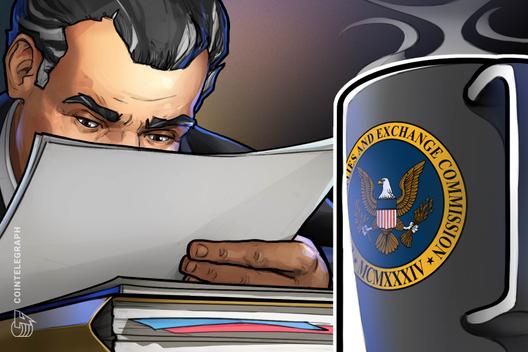 Informe de la SEC de los EE. UU. Toma nota de las suspensiones comerciales, acciones contra las empresas de cifrado en 2019 2