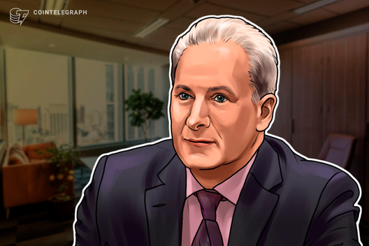 Peter Schiff: China's Gold-Backed Crypto Would Be Bearish for Bitcoin