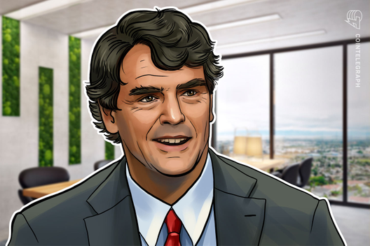 Tim Draper Bets on New .Crypto Domain to Replace Wallet Addresses