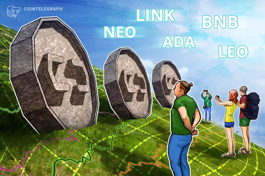 Top-5 Cryptos This Week: NEO, LINK, ADA, BNB, LEO - CryptoUnify Advanced Cryptocurrencies Platform