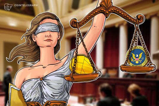 SEC Enters Settlement Talks With Alleged Fraudulent Firm Veritaseum
