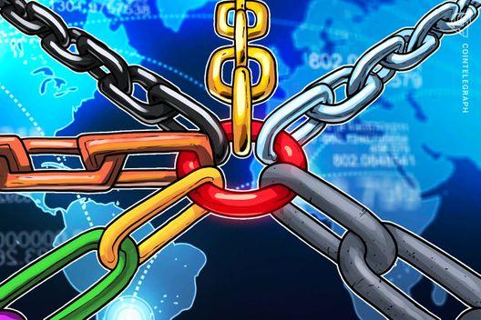 Blockchain - Magazine cover