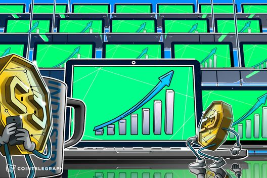 Crypto Markets Rebound After News the U.S. SEC Will not Consider Ethereum a Security
