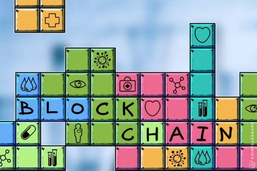 Blockchained Magazine - cover