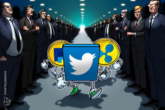 Ripple, PayPal y Twitter se unen a la coalición que pide elecciones justas