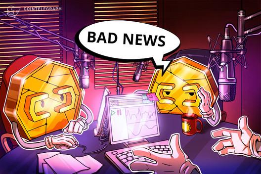 En medio de la agonía de las elecciones, Bitcoin avanza: malas criptonoticias de la semana