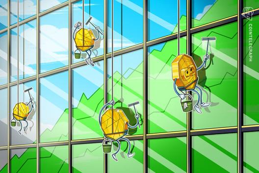 Tokens de DeFi se embolsan ganancias de dos dígitos mientras los bajistas mantienen el precio de Bitcoin por debajo de los 33,000 dólares