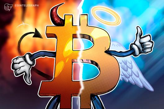 """Zentralbankpräsident von St. Louis: Leute wollen keine """"uneinheitliche Währung"""" wie Bitcoin"""