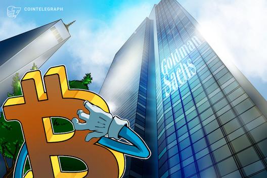 Goldman Sachs se prepara para ofrecer Bitcoin a sus clientes, mientras que BTC supera los USD 58,000
