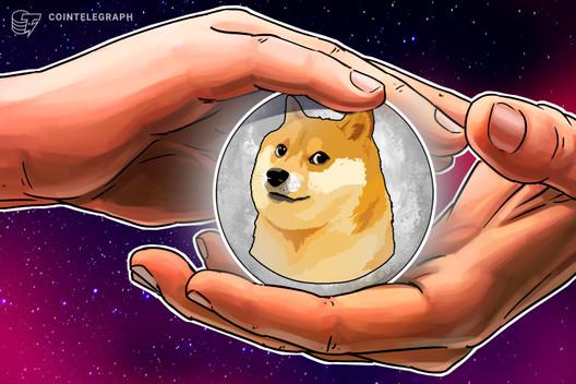 Dogecoin a USD 0.44 se proyecta a la 'luna literal' previo al lanzamiento de SpaceX de Elon Musk