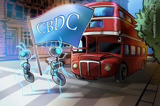 Englische Zentralbank macht Ernst – BoE schaltet 7 Stellenanzeigen für CBDC