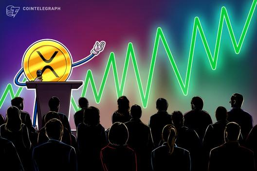 El precio de XRP se dispara a nuevos máximos tras las recientes victorias legales y los rumores de volver a varios exchanges