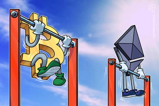 Nach Leak von Goldman Sachs – Ether kann Bitcoin (vorübergehend) abhängen
