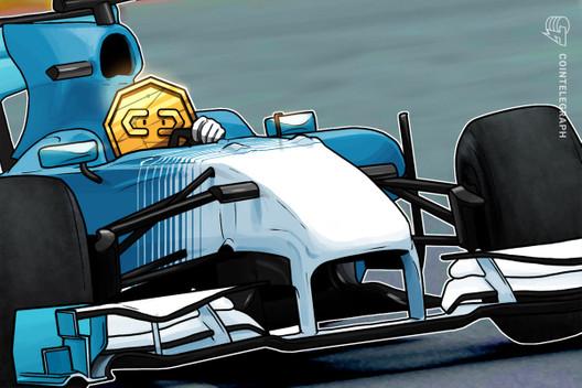 Crypto.com gibt Parterschaft mit Formel 1 bekannt