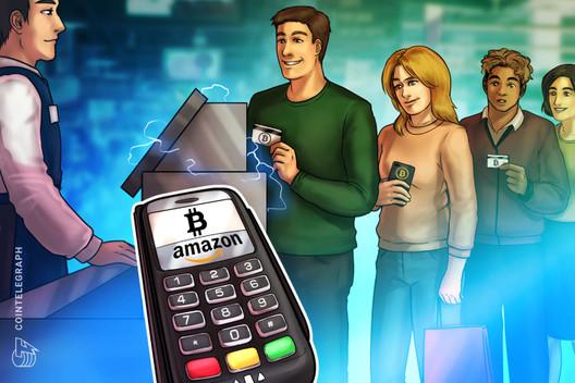 Amazon planea aceptar pagos de Bitcoin este año, afirma una persona con información privilegiada
