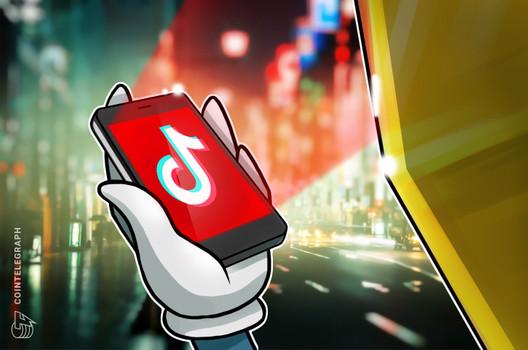 TikTok verbietet Werbung für Kryptowährungen