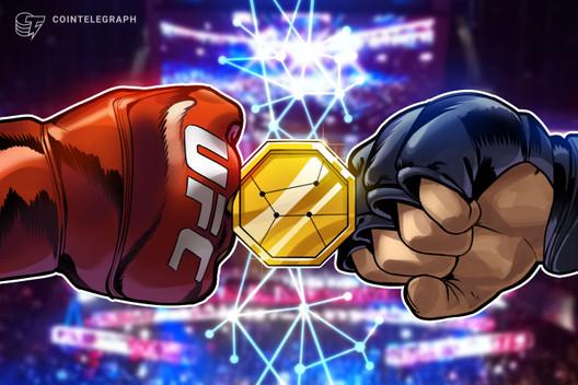 UFC schließt Sponsor-Deal mit Crypto.com