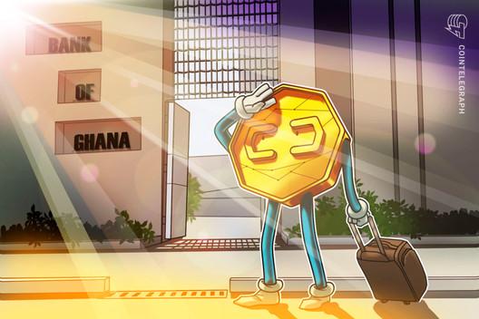 Bank von Ghana testet CBDC mit deutscher Banknotenfirma G+D