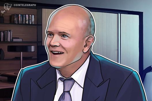 Mike Novogratz kritisiert US-Politiker für mangelndes Krypto-Verständnis