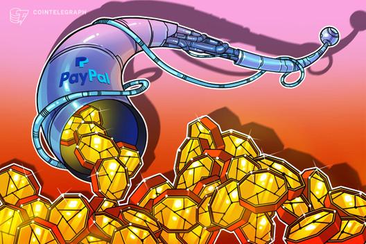 PayPal bietet Kryptodienstleistungen in Großbritannien an