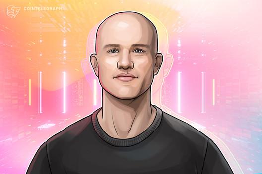 Coinbase-CEO Brian Armstrong lehnt neues Krypto-Steuergesetz ab