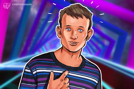 Time nimmt Ethereum-Gründer Buterin in Liste der einflussreichsten Personen auf