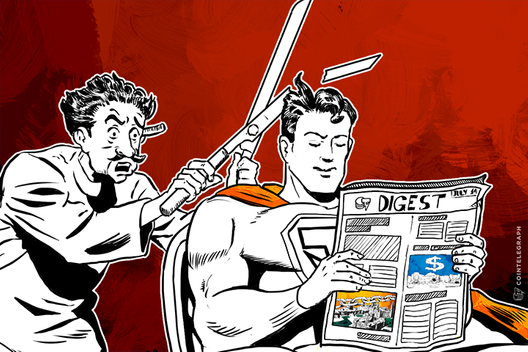 JUL 14 DIGEST: Corrupt DEA Agent Ordered to Forfeit Stolen Bitcoin; Swift Offers €15,000 Grant for Blockchain Research
