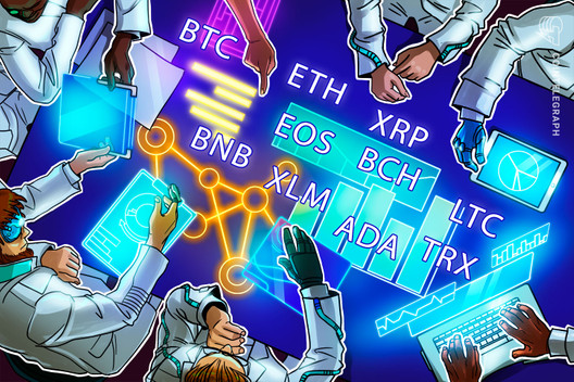 Bitcoin, Ethereum, Ripple, Bitcoin Cash, Litecoin, EOS, Binance Coin, Stellar, Cardano, TRON: Price Analysis May 10