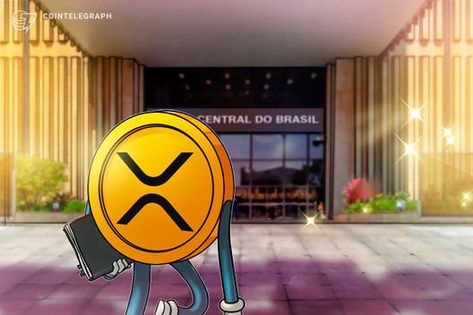 Ripple and Brazil's Central Bank Hold Closed Meeting to Discuss 'Institutional Matters'