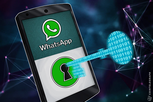 Israeli Firm Claims It Can Break WhatsApp's Encryption from Backpack