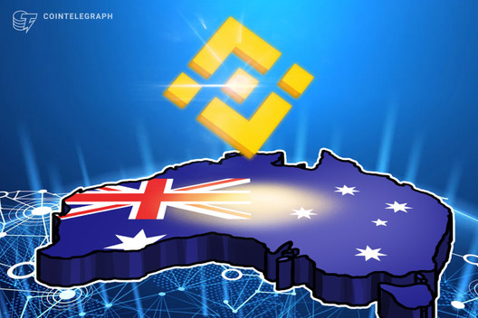 Binance Opens Up 'Full Fiat' Australian Exchange