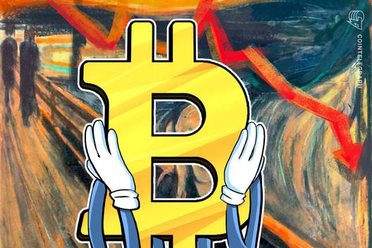 BTC dips below $10K as traders eye 'CME gap'
