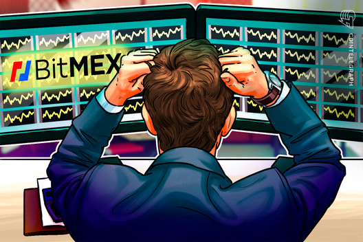 BitMEX Briefly Goes Offline Amid Legal Problems