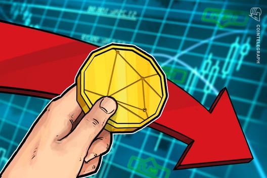La caída del 22% del precio de UniSwap (UNI) no es algo preocupante para los traders