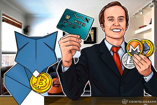 Wirex Debit Card Integrates ShapeShift; ETH, Monero, Litecoin Enabled