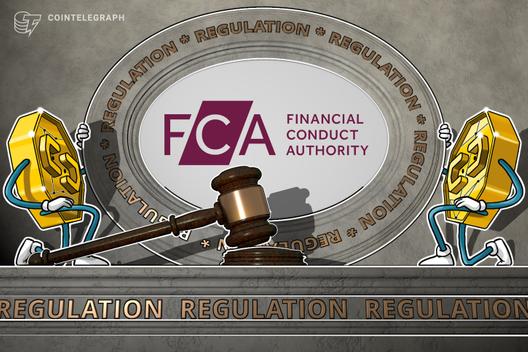 UK Financial Regulator FCA Won't Regulate Bitcoin and Ether