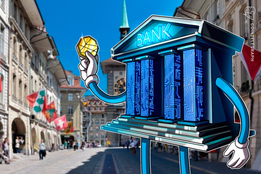 Swiss-Regulated Digital Asset Bank Plans $95M Capital Raise
