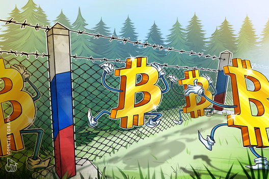 Russia: Bitcoin Activity Rising Despite Strict Law Proposals
