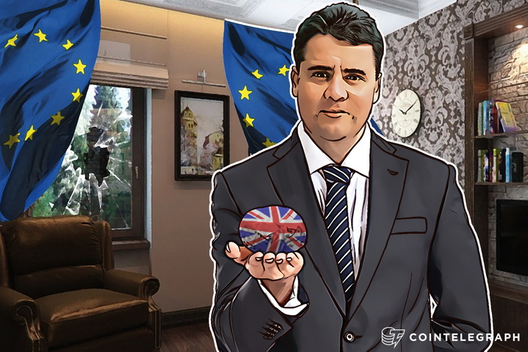 """Brexit May Send the EU """"Down the Drain"""", Good For Bitcoin"""
